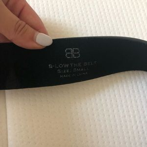 B-Low the Belt Accessories - Authentic B-Low the Belt size Small